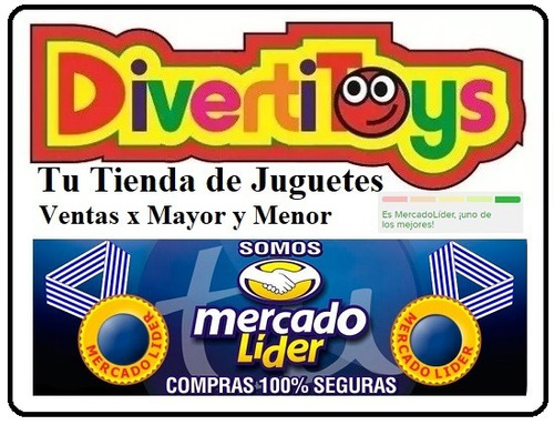 juego de cartas naipes infantil pack x 65 mazos diverti toys