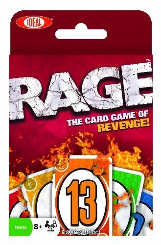 juego de cartas rage ideal