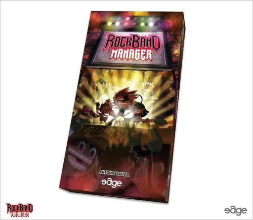 juego de cartas rockband manager en español edge oferta!!!