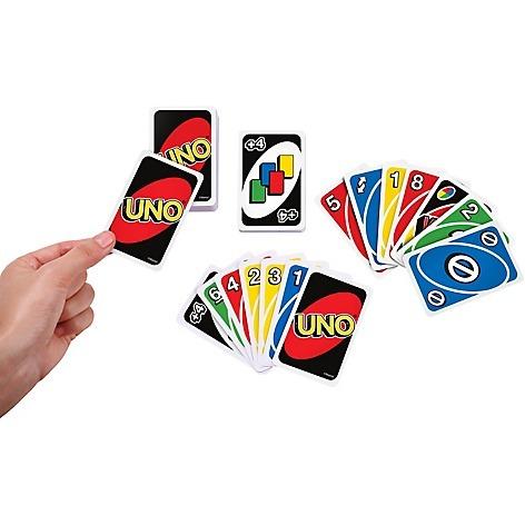 Juego De Cartas Uno Clasico Juego De Mesa Cartas Uno Fb 34 900