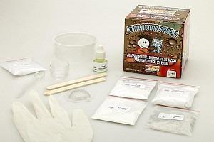 juego de ciencia kit del misterio espumoso experimentos ck