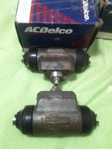juego de cilindro de frenos chevrolet trailblazer acedelco
