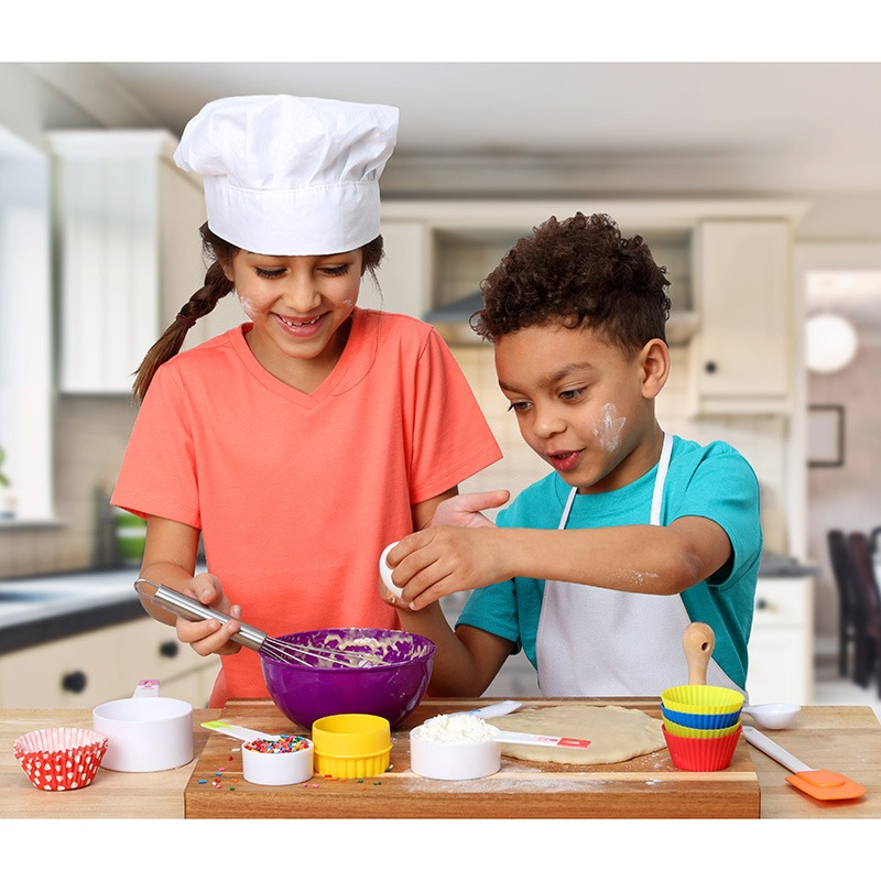 Juego De Cocina Para Ninas 35 Piezas Horizon Envio Gratis