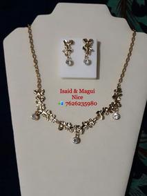 192d444c785f Collar Con 4 Baños De Oro De 18 Kilates - Collares y Cadenas en ...