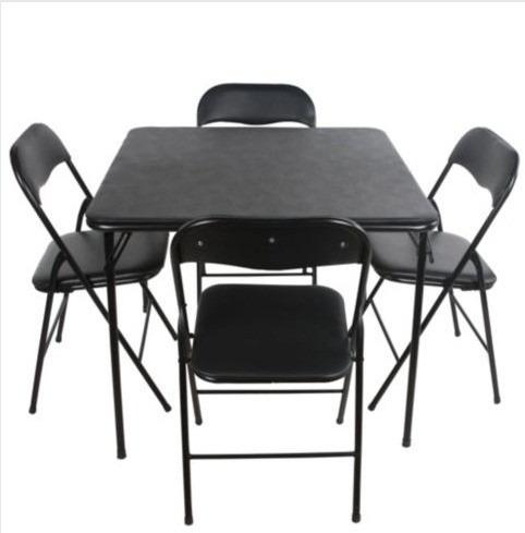 Juego de comedor 4 sillas en mercado libre - Sillas de comedor usadas ...