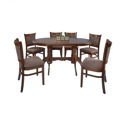 juego de comedor 6 sillas comedores divino