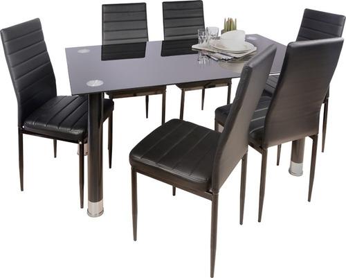 Juego de comedor 6 sillas modelo avatar sensacion 5 for Juego de comedor de vidrio precios