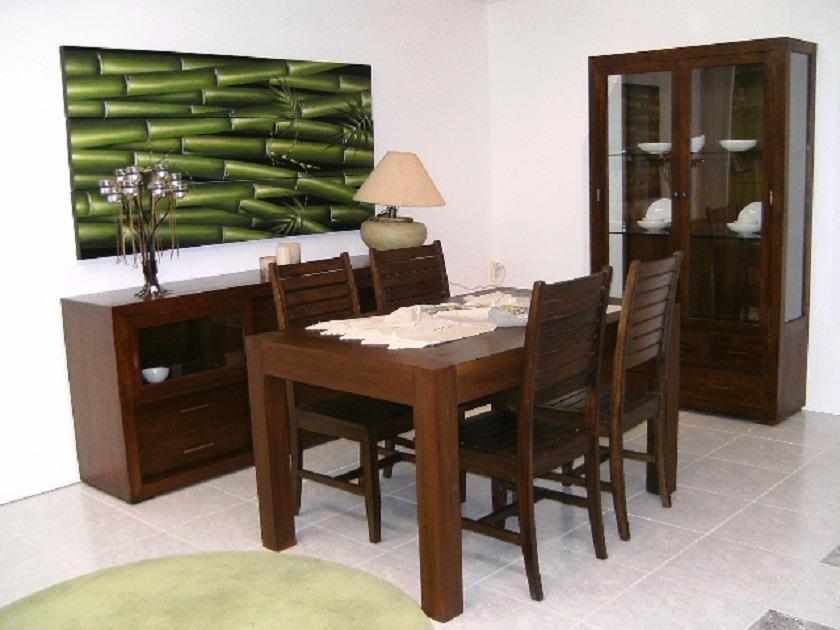 Juego de comedor 270 en mercado libre for Juego de muebles y comedor