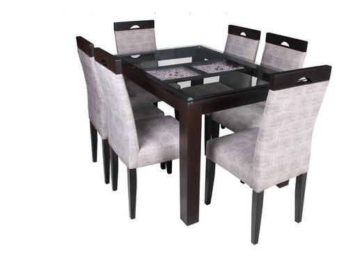 juego  de comedor - comedores nuevos - premium , puf mesas