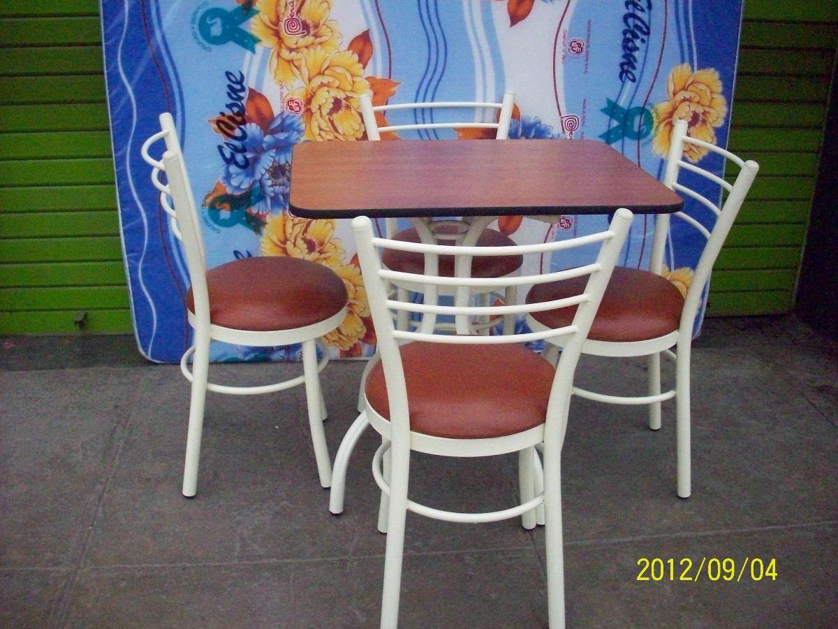 Juego de comedor con 4 sillas articulo nuevo s 345 00 for Lo ultimo en sillas de comedor