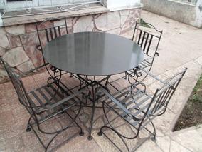Juego Comedor Exterior - Hogar, Muebles y Jardín en Mercado Libre ...