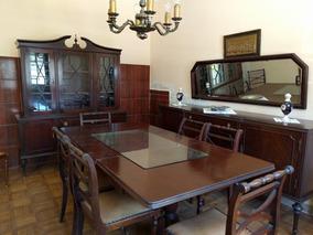 Juego De Comedor Ingles Antiguo - Antigüedades en Mercado Libre Uruguay