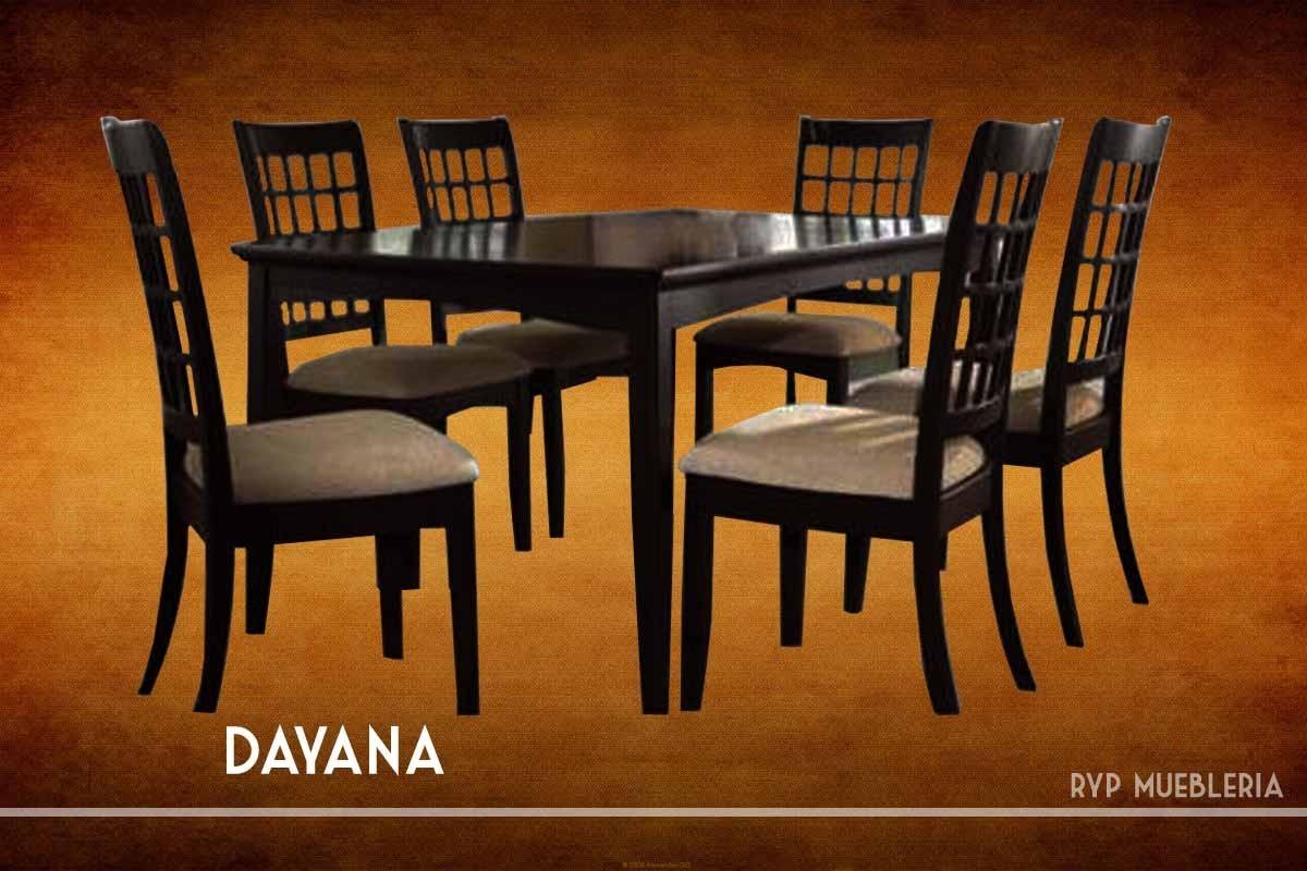 Juego de comedor japones 4 sillas y 1 banca 275 for Juego de comedor 4 sillas