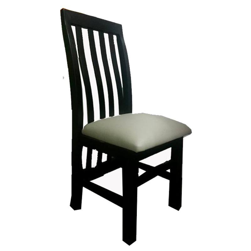 Juego de comedor madera 100 macisa con 6 sillas gh 22 for Juego de comedor de madera de 6 sillas