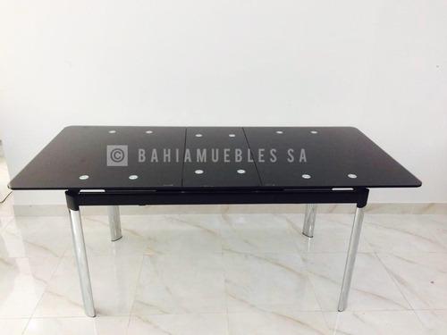 juego de comedor (mesa expandible)