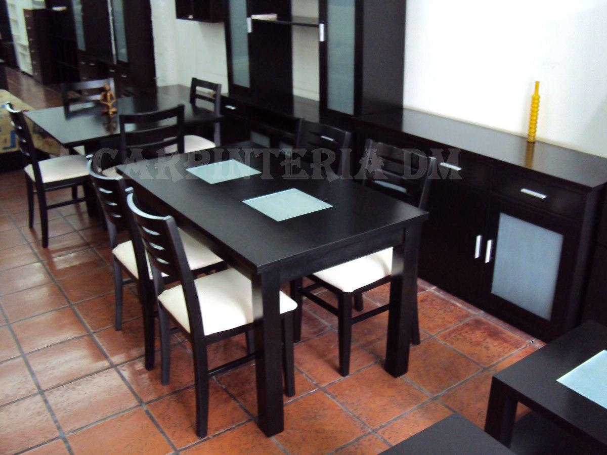 Modelos de sillas de comedor modernas trendy silla modelo for Mesa y sillas tapizadas