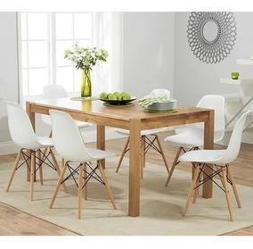 Mesas y sillas de comedor - Formas