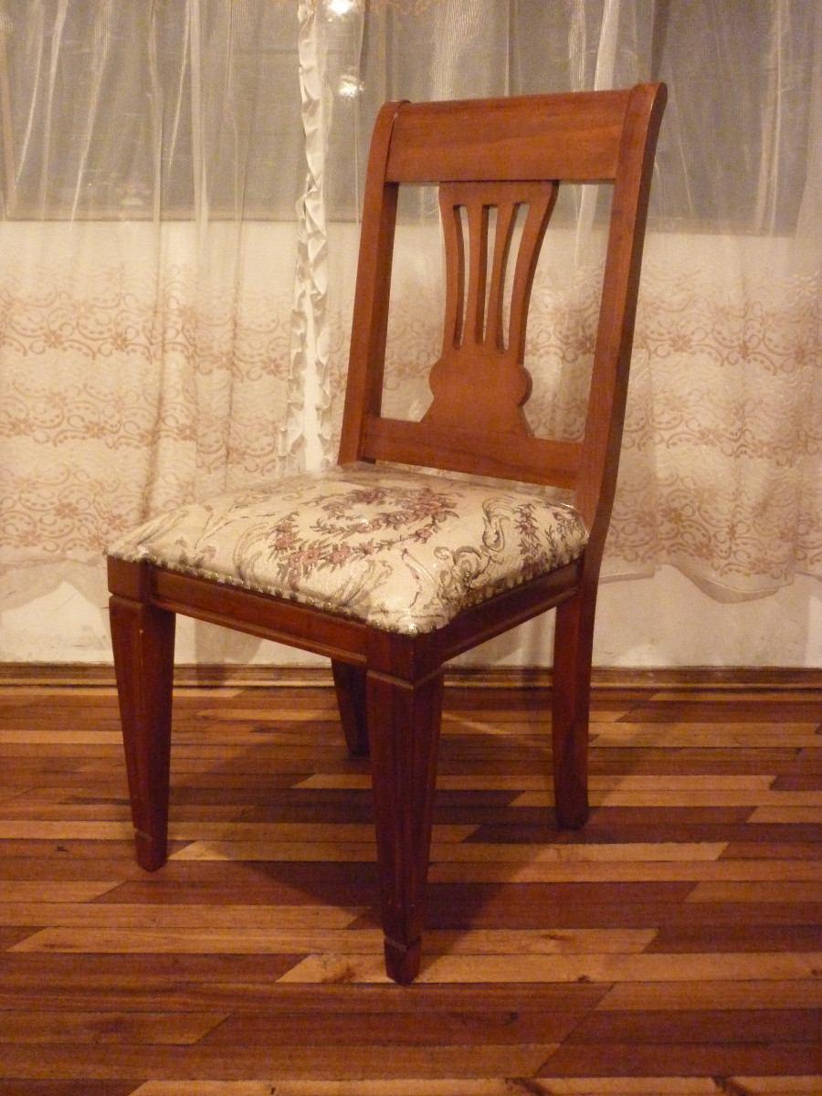 Juego de comedor para 6 personas mesa sillas u s 650 for Mesa comedor 6 sillas