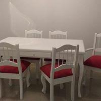 juego de comedor provenzal