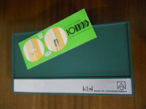 juego de compases kin made in czechoslovakia