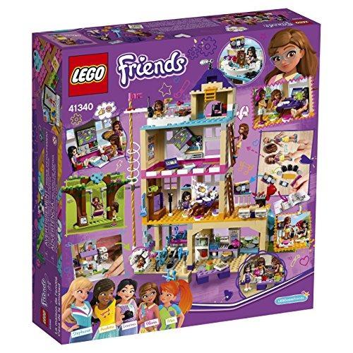 juego de construcción lego friends friendship house 41340