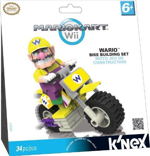juego de constuccion k'nex - k'nex nintendo mario kart wii w