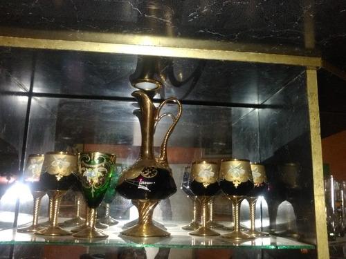 juego de copas venecianas