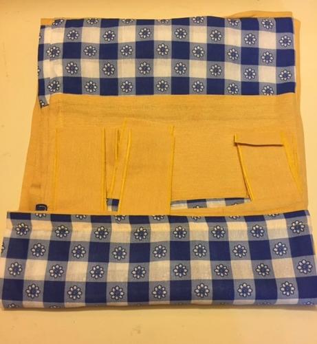 juego de cortinas de cocina estampadas