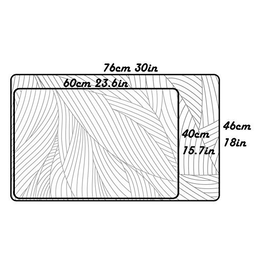 juego de cortinas de ducha con ganchos de tela de poliéster