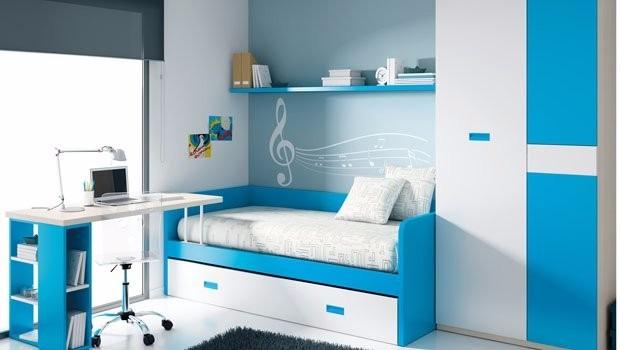 Juego de cuarto juveniles modernos alta calidad reforzados for Juego de habitacion moderno
