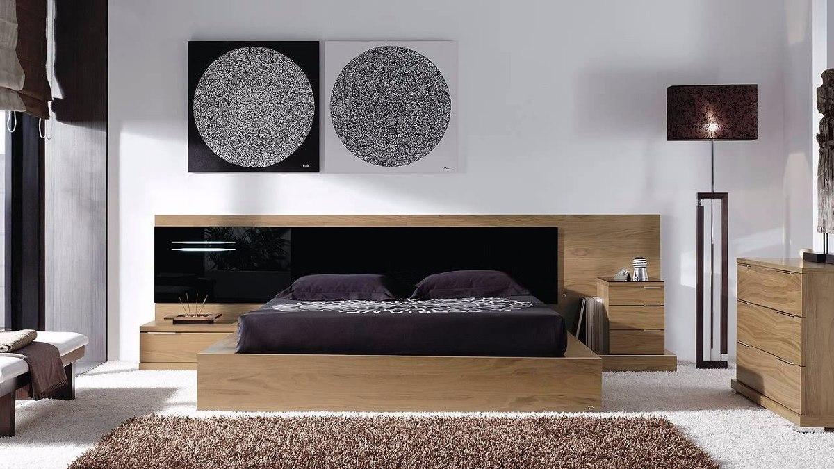 Juego de cuarto matrimonial dormitorio moderno bs for Dormitorios modernos