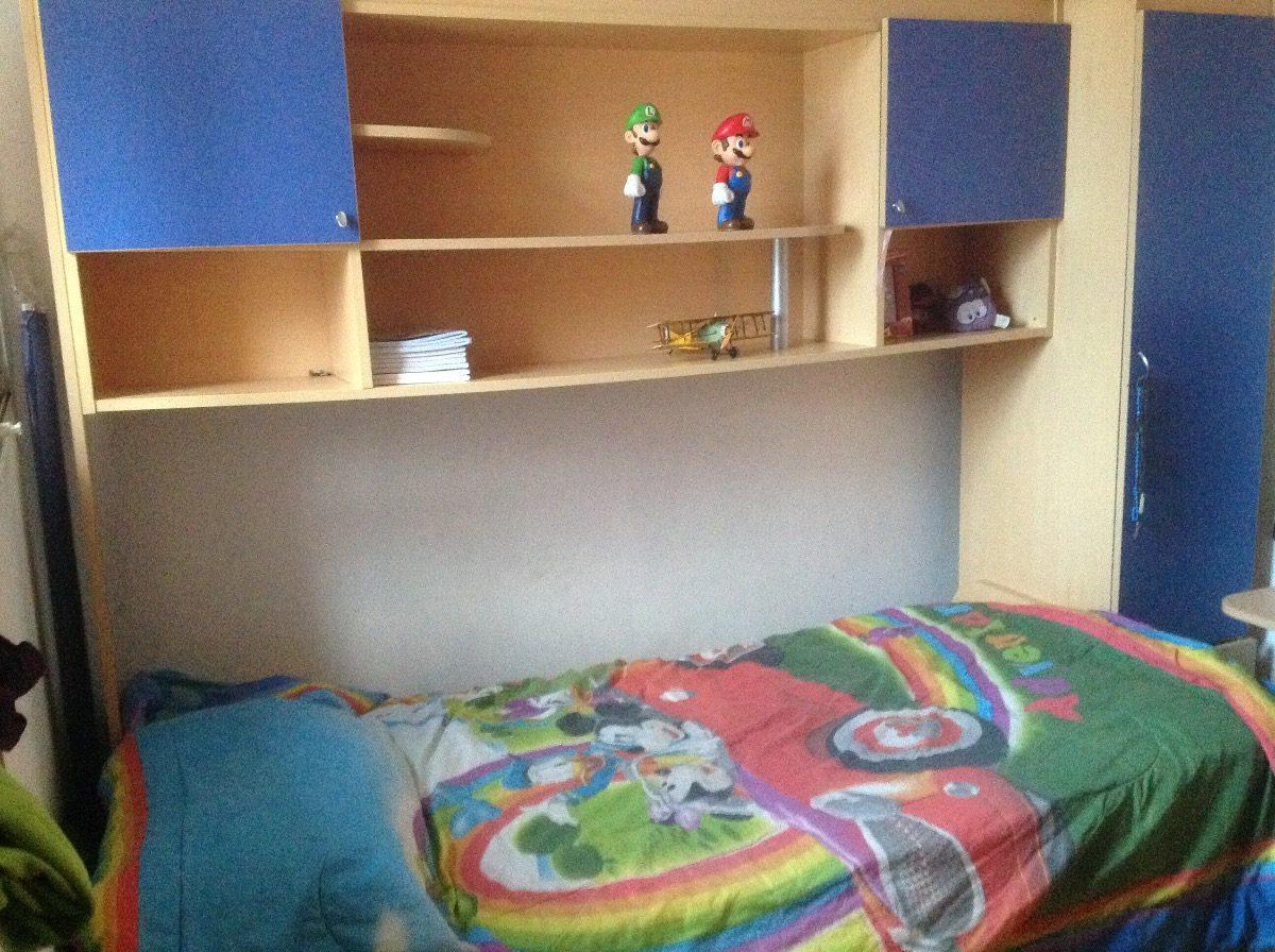 Juego De Cuarto O Dormitorio Niño Centro Mueble - Bs. 22.000,00 en ...