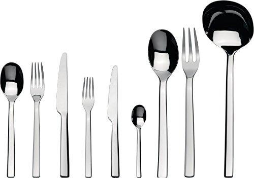 juego de cubiertos alessi ovale de doce cucharas de mesa,