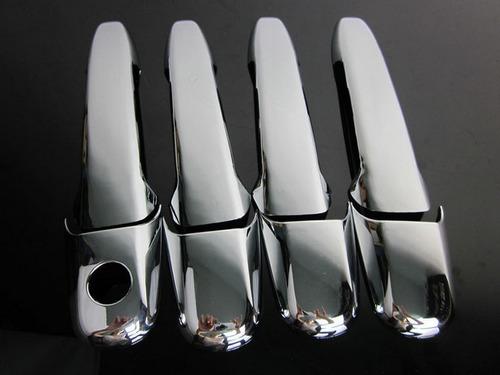 juego de cubre manijas cromadas mercury milan 2006 - 2010
