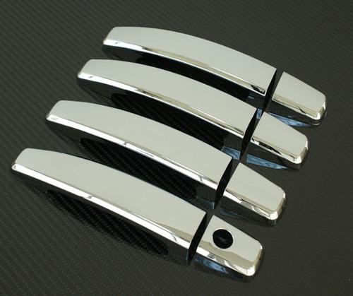 juego de cubre manijas cromadas pontiac g3 2007 - 2011