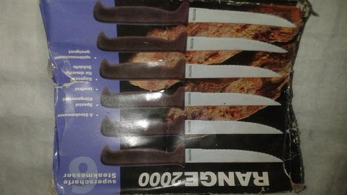 juego de cuchillos para cocina