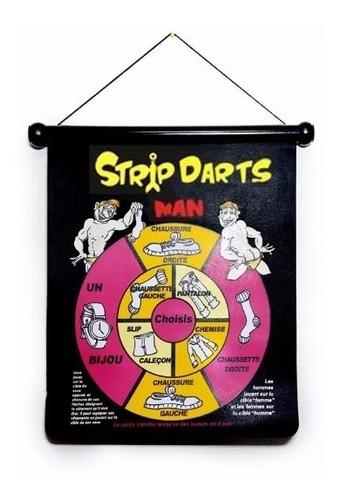 juego de dardos striper tiro al blanco magneticos fiestas