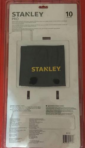 juego de destornilladores 10 pzs stanley
