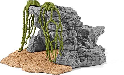 juego de dinosaurios schleich con cueva