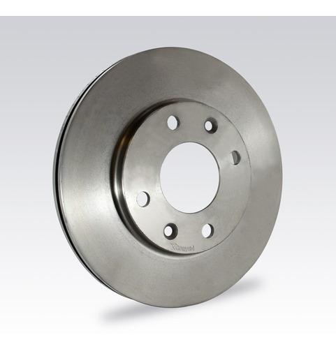 juego de discos delanteros peugeot 206 1.9 diesel ventilado
