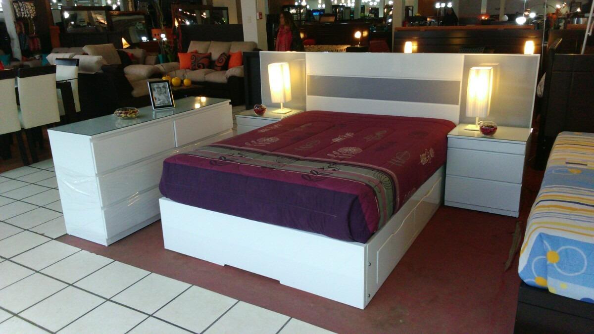 Juego de dormitorio 2 plazas s en mercado libre for Juego de dormitorio queen