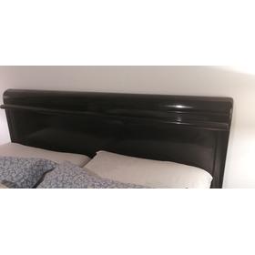 Juego De Dormitorio Completo Laqueado De 2 Plazas