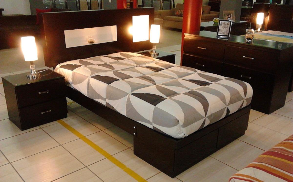 Juego de dormitorio de 1 1 2 plazas s en for Juego de dormitorio queen