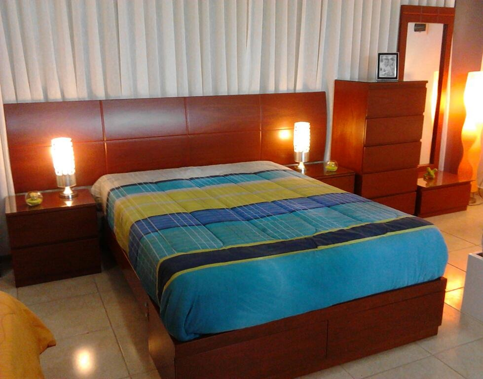 Juego De Dormitorio De 2 Plazas S 2 200 00 En Mercado Libre