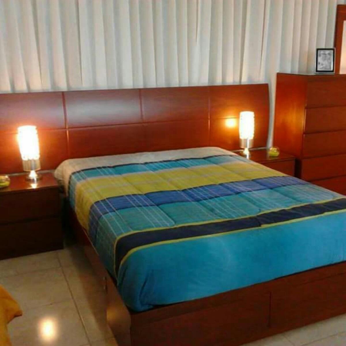 Juego De Dormitorio De 3 Plazas S En Mercado Libre