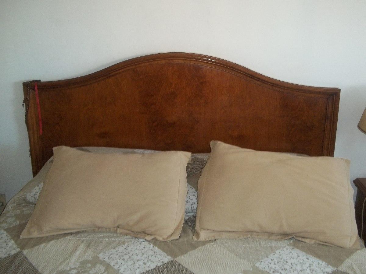 Juego de dormitorio de cedro macizo completo divino for Juego de dormitorio usado
