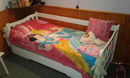 Juego de dormitorio infantil para ni a en for Juego de dormitorio usado