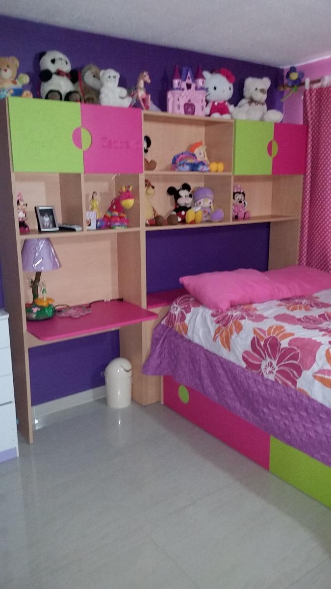 Juego de dormitorio matrimonial para ni as 2 meses de uso - Dormitorio para ninas ...