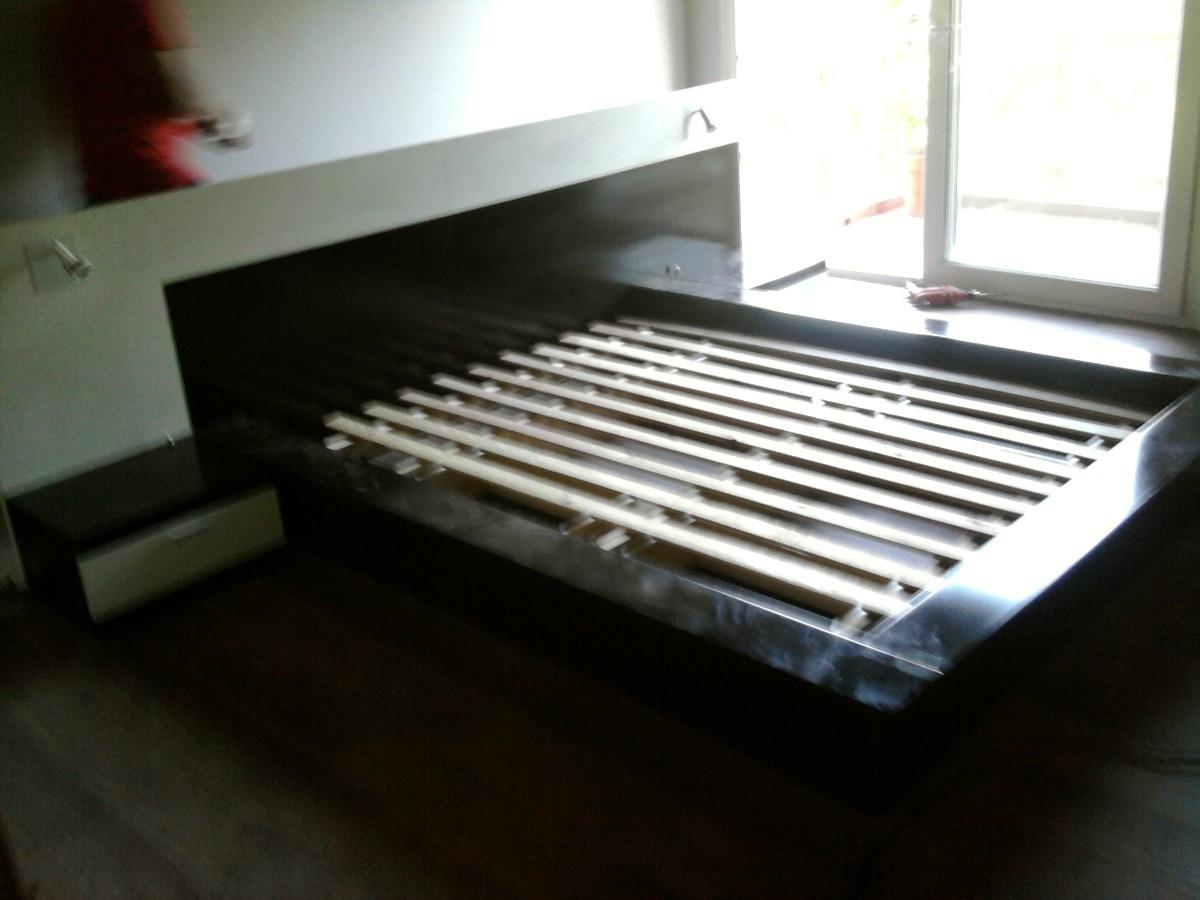 Juego De Dormitorio Moderno 8 000 00 En Mercado Libre # Muebles Hattori Design