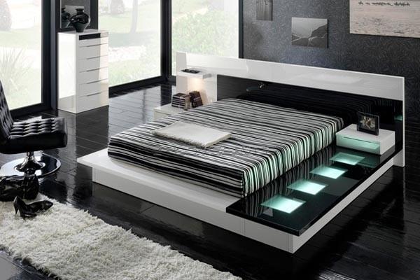 Juego De Dormitorio Moderno En Mercado Libre